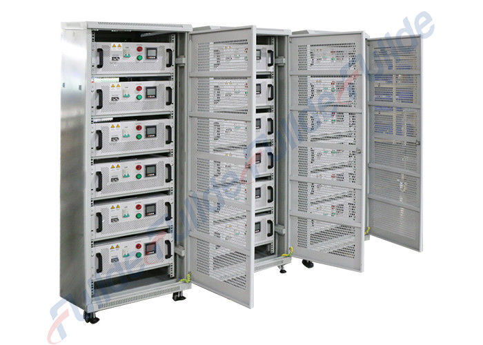 30KW 230V Weatherproof Resistive Load Bank / Dc Load Bank With PC Connection