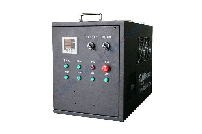 4KW Portable Resistive Load Bank / Suitcase Load Bank For PV System Testing
