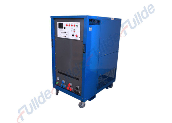 Movable Smart 3 Phase Load Bank Testing The Loading Capacity Of Generator
